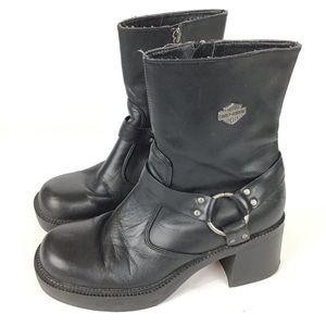 HARVEY DAVIDSON | Platform Shoes